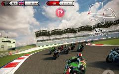 SBK15 Official Mobile Game select screenshot 2/6