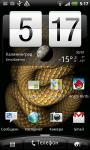 Snake 3D Live Wallpaper screenshot 2/2