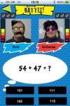Number Battle - Mental Math screenshot 1/1