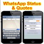 WhatsApp Status and Quotes screenshot 1/3