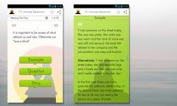 121 Intimate Relationships App screenshot 3/6