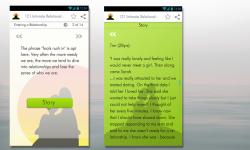 121 Intimate Relationships App screenshot 5/6