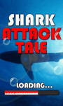 Shark Attack Tale – Free screenshot 1/6