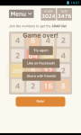 2048 for Android screenshot 4/4