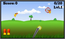 Shoot Duck Game screenshot 1/3