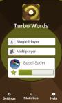 Turbo Words screenshot 1/5