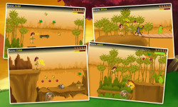 Jungle Savage Games screenshot 2/4
