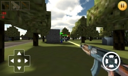 Craft Gunman 3D screenshot 2/6