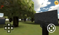 Craft Gunman 3D screenshot 6/6
