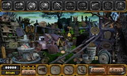 Free Hidden Object Games - R I P screenshot 3/4