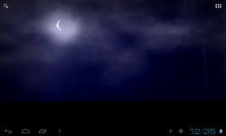 Stormy Night Live Wallpaper screenshot 6/6