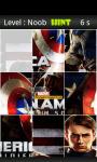 Captain America Winter Soldier Jigsaw Puzzle 4 screenshot 2/4
