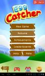 Egg Catcher Game screenshot 1/6