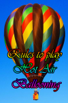 Rules to play Hot Air Ballooning screenshot 1/4