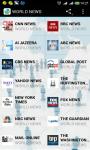 WORLD NEWS - SM screenshot 1/6