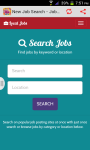 New Job Search - Jobs Today screenshot 2/6