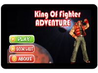 King Of Fighter Adventure screenshot 1/3