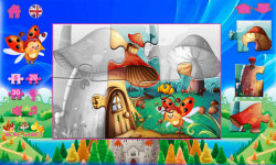Puzzles from fairy tales screenshot 3/6