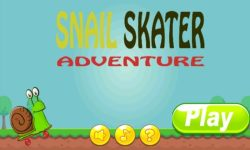 Snail Skater Run screenshot 1/4