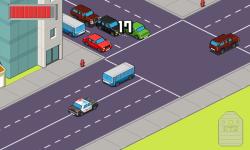 Pixel Police Traffic Racer screenshot 2/3