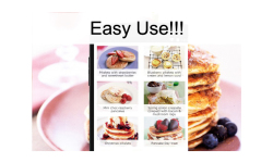 Pancake recipes food screenshot 2/3