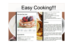 Pancake recipes food screenshot 3/3