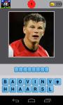 Guess the Footballer Free screenshot 2/3