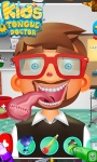 Kids Tongue Doctor - Game screenshot 2/3