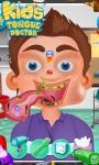 Kids Tongue Doctor - Game screenshot 3/3