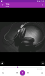 KX Music Player  screenshot 1/6