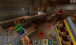 Minecraft Pocket Edition HD screenshot 1/4