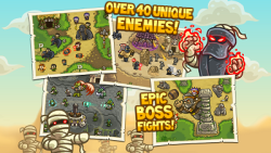 Kingdom Rush New screenshot 3/4