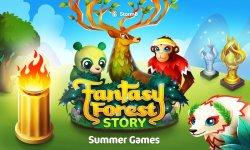 Fantasy Forest Summer Games screenshot 5/6