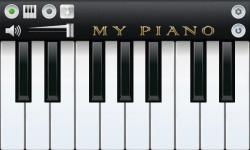 MOBILE PIANO screenshot 2/6