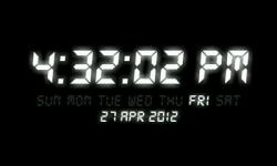 Digital Clock 2 screenshot 1/3