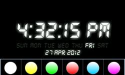 Digital Clock 2 screenshot 2/3