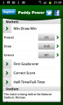 Euro 2012 Guide by Paddy Power screenshot 4/6