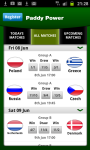 Euro 2012 Guide by Paddy Power screenshot 6/6