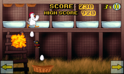 Angry Chicken Egg Madness screenshot 2/6