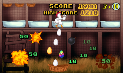 Angry Chicken Egg Madness screenshot 4/6