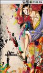 One piece anime Live Wallpaper screenshot 2/5