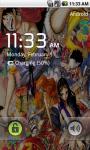One piece anime Live Wallpaper screenshot 5/5