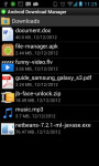 Android Download Manager screenshot 3/3