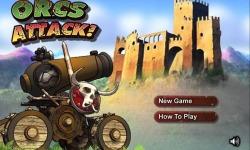 Attack Orcs screenshot 1/4