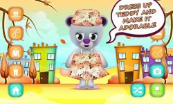 Bear Dress up iOS screenshot 1/4