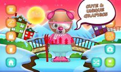 Bear Dress up iOS screenshot 2/4