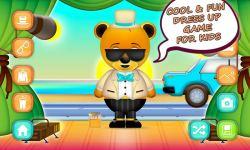 Bear Dress up iOS screenshot 4/4