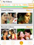 Vuclip Search: Video on Mobile screenshot 3/6