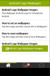 Android Logo Wallpaper Images screenshot 2/6