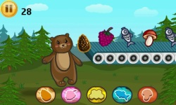 Funny Bear Feeding screenshot 1/6